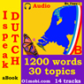 I Speak Dutch (with Mozart) - Basic Volume (Unabridged) Audiobook, by Dr. I'nov