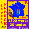 I Speak French  (with Mozart) - Basic Volume (Unabridged), by Dr. I'nov