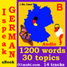 I Speak German (with Mozart) - Basic Volume (Unabridged) Audiobook, by Dr. I'nov