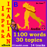 I Speak Italian (with Mozart) - Basic Volume (Unabridged), by Dr. I'nov