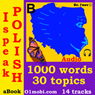I Speak Polish (with Mozart) - Basic Volume (Unabridged), by Dr. I'nov
