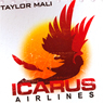 Icarus Airlines Audiobook, by Taylor Mali