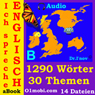 Ich spreche Englisch (mit Mozart)   -  Basisband (English for German Speakers) (Unabridged), by Dr. I'nov