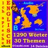 Ich spreche Englisch (mit Mozart)   -  Basisband (English for German Speakers) (Unabridged) Audiobook, by Dr. I'nov