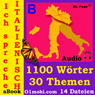 Ich spreche Italienisch (mit Mozart)   -  Basisband (Italian for German Speakers) (Unabridged) Audiobook, by Dr. I'nov