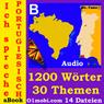 Ich spreche Portugiesisch (mit Mozart)   -  Basisband (Portuguese for German Speakers) (Unabridged) Audiobook, by Dr. I'nov