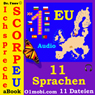 Ich spreche ScorpEU (mit Mozart) (11 EU Languages for German Speakers) (Unabridged) Audiobook, by Dr. I'nov