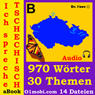 Ich spreche Tschechisch (mit Mozart)   -  Basisband  (Czech for German Speakers) (Unabridged) Audiobook, by Dr. I'nov