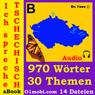 Ich spreche Tschechisch (mit Mozart)   -  Basisband  (Czech for German Speakers) (Unabridged), by Dr. I'nov
