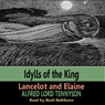 Idylls of the Kings - Lancelot & Elaine Audiobook, by Alfred Tennyson