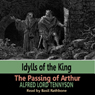 Idylls of the Kings - The Passing of Arthur Audiobook, by Alfred Tennyson