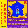 Ik spreek Frans (met Mozart) Volume Basis (French for Dutch Speakers) (Unabridged) Audiobook, by Dr. I'nov