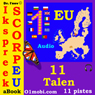 Ik spreek ScorpEU (met Mozart) (11 EU languages for Dutch Speakers) (Unabridged), by Dr. I'nov