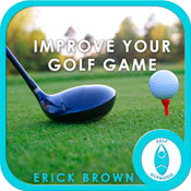 Improve Your Golf Game: Focus & Concentration (Hypnosis & Meditation) Audiobook, by Erick Brown