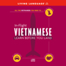 In-Flight Vietnamese, by Living Language