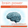 Increase Your Brain Power (Self-Hypnosis & Meditation): Boost Your IQ & Increase Intelligence, by Amy Applebaum Hypnosis