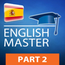 Ingles master, Parte 2: Series para leer y escuchar (English Master, Part 2: Series to Read and Listen) (Unabridged), by PROLOG Editorial