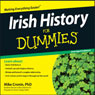 Irish History for Dummies (Unabridged) Audiobook, by Mike Cronin