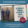 It Takes a Village to Write a Book (Unabridged) Audiobook, by Derek C. Olsen