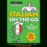 Italian on the Go (Unabridged) Audiobook, by Marcel Danesi