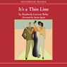 Its a Thin Line (Unabridged) Audiobook, by Kimberla Lawson Roby