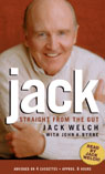 Jack: Straight from the Gut, by Jack Welch