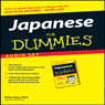 Japanese for Dummies (Unabridged), by Eriko Sato