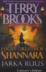 Jarka Ruus: High Druid of Shannara, Book 1 (Unabridged) Audiobook, by Terry Brooks