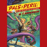 Jasper Dash and the Flame-Pits of Delaware: A Pals in Peril Tale (Unabridged), by M.T. Anderson