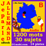Je Parle Allemand (avec Mozart) - Volume Basic  (German for French Speakers) (Unabridged) Audiobook, by 01mobi.com