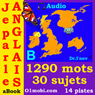 Je Parle Anglais (avec Mozart) - Volume Basic (English for French Speakers) (Unabridged) Audiobook, by 01mobi.com