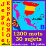 Je Parle Espagnol  (avec Mozart) - Volume Basic (Spanish for French Speakers) (Unabridged) Audiobook, by 01mobi.com