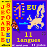 Je parle ScorpEU (avec Mozart) (11 EU languages for French Speakers, with Mozart) (Unabridged), by Dr. I'nov