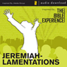 Jeremiah - Lamentations: The Bible Experience (Unabridged) Audiobook, by Inspired By Media Group