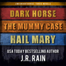 Jim Knighthorse Anthology: Dark Horse, The Mummy Case, Hail Mary (Unabridged) Audiobook, by J.R. Rain