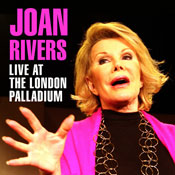 Joan Rivers Live at the Palladium Audiobook, by Joan Rivers
