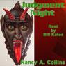 Judgment Night (Unabridged) Audiobook, by Nancy Collins
