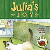 Julias Joy (Unabridged) Audiobook, by Barbara Hagler