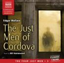 The Just Men of Cordova (Unabridged) Audiobook, by Edgar Wallace