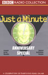 Just a Minute: Anniversary Special, by Unspecified