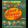 Just a Minute: The Best of 2005 Audiobook, by Nicholas Parsons