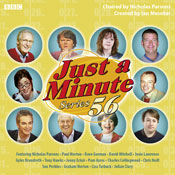 Just A Minute: Complete Series 56, by Nicholas Parsons