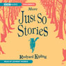 Just So Stories - The Butterfly that Stamped (Unabridged), by Rudyard Kipling