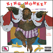 King Monkey Audiobook, by Jimmy Thompson