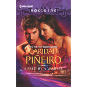 Kissed by a Vampire (Unabridged), by Caridad Pineiro