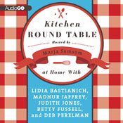 Kitchen Round Table, by Marja Samsom