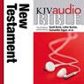 KJV Audio Bible, Pure Voice: New Testament (Unabridged), by Zondervan