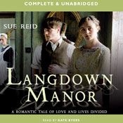 Langdown Manor (Unabridged) Audiobook, by Sue Reid