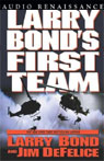 Larry Bonds First Team Audiobook, by Larry Bond