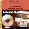 The Last Asset, by Edith Wharton